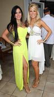 Laura Soares, Gretchen Rossi, Balboa Bay Club
