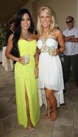 Gretchen Rossi and Laura Soares