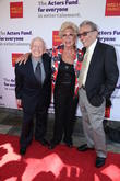 Mickey Rooney, Mitzi Gaynor and Norm Crosby