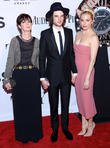 Phoebe Nicholls, Tom Sturridge and Sienna Miller
