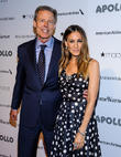 Jeff Bewkes and Sarah Jessica Parker