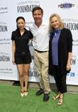 Aimee Garcia, Dennis Quaid and Jobeth Williams