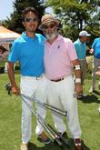Benjamin Bratt and Andy Garcia