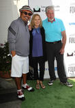 George Lopez, JoBeth Williams and Ron Perlman