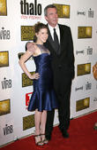 Eden Sher and Neil Flynn