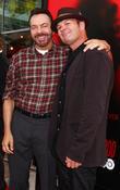 Alan Ball and Chris Bauer