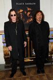 Ozzy Osbourne and Geezer Butler