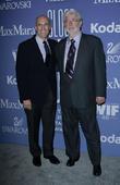 Jeffrey Katzenberg and George Lucas