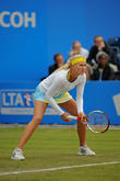 Tennis and Kristina Mladenovic