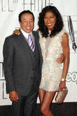 Smokey Robinson and Natalie Cole