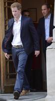 Prince William, Duke Of Cambridge, Prince Harry, the clinic