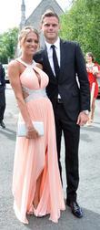 Beth Lay and Richard Sherman