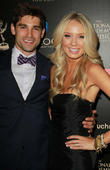 Melissa Ordway, Justin Gaston, The Beverly Hilton, Daytime Emmy Awards, Emmy Awards, Beverly Hilton Hotel