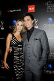 Kelly Kruger, Darin Brooks, Daytime Emmy Awards, Emmy Awards, Beverly Hilton Hotel