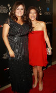 Angelica McDaniel, Julie Chen, The Beverly Hilton, Daytime Emmy Awards, Emmy Awards, Beverly Hilton Hotel
