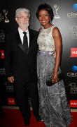 George Lucas, Mellody Hobson, The Beverly Hilton, Daytime Emmy Awards, Emmy Awards, Beverly Hilton Hotel