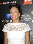 Aisha Tyler, Daytime Emmy Awards, Emmy Awards, Beverly Hilton Hotel