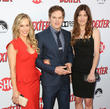 Julie Benz, Michael C. Hall and Jennifer Carpenter