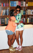 Reginae Carter and Bria Williams