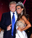 Erin Brady 2013 Miss Usa and Donald Trump