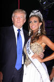 Miss Usa 2013 Erin Brady and Donald Trump