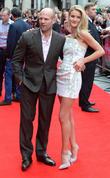 Jason Statham, Rosie Huntington-Whiteley, Odeon West End