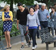 Holly Willoughby, Rylan Clark, Emma Willis and Phillip Schofield