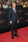 New York premiere of 'World War Z'