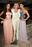 Dania Ramirez, Sabrina Wind and Roselyn Sanchez