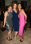 Justina Machado, Rebecca Wisocky and Ana Ortiz