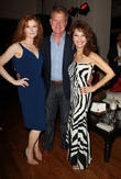 Rebecca Wisocky, Stephen Collins and Susan Lucci