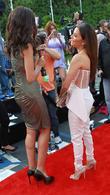 Terri Seymour and Eva Longoria
