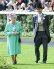 Queen Elizabeth II, Lord Dalmeny, Royal Ascot