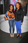 Christina Milian and Carmen Mlian