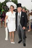 Bruce Forsyth and Wilnelia Werced