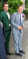 Alan Carr and Paul Drayton