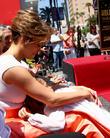 Jennifer Lopez and Emme Anthony