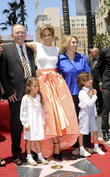 Jennifer Lopez, David Lopez, Guadalupe Lopez, Max and Emme Maribel