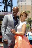 Jennifer Lopez and Keenan Ivory Wayans