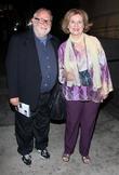 Jonathan Lynn and Diane Baker