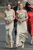 The wedding of Lady Melissa Percy and Thomas van Straubenze held at St. Michael's Church
