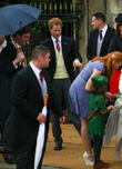 Van Straubenzee Percy wedding