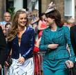 Cressida Bonas and Princess Eugenie