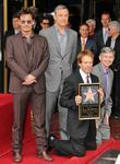 Johnny Depp and Jerry Bruckheimer