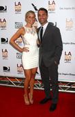 Monica Richards and Jay Harrington