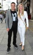 Keith Barry & wife Mairead Barry
