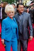Barbara Windsor and Scott Mitchell