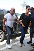 Mike Tyson, Lakiha Spicer, LAX airport