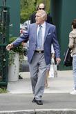 Bruce Forsyth, Wimbledon