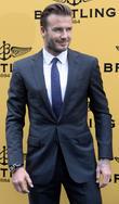 David Beckham, Breitling New Bond Street